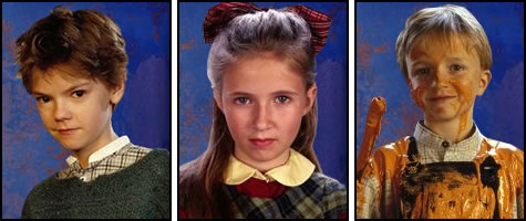 The Kids of Nanny McPhee